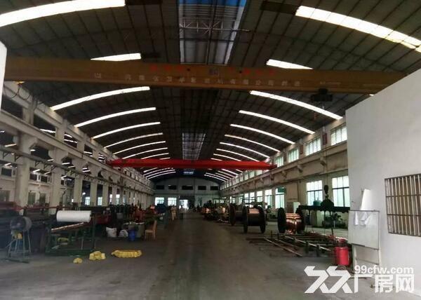 50000方标准厂房,铝材,塑料,熔铸厂房-图(4)