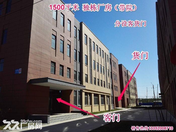 【1200平米独栋厂房】形象绝佳厂办一体可环评!-图(3)