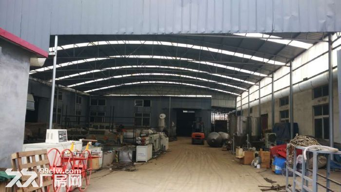 西青独门独院的厂房,设施齐全,交通便利,价格合理-图(2)