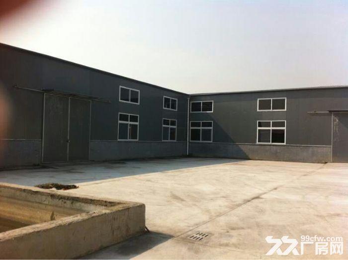西青独门独院的厂房,设施齐全,交通便利,价格合理-图(4)