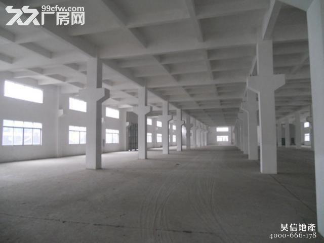拱墅半山25000方4层厂房出租-图(1)