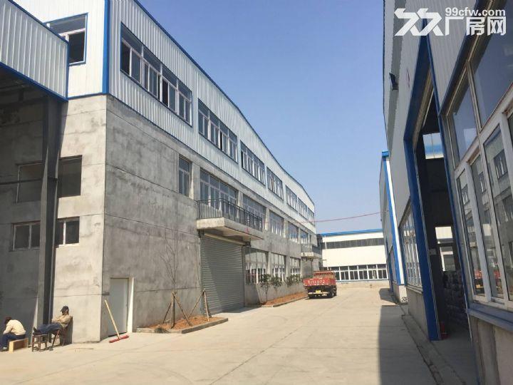 郑店私人独院钢构和框架结构厂房出租,交通便利、环境好-图(4)