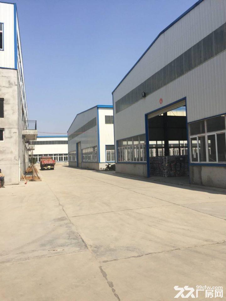 郑店私人独院钢构和框架结构厂房出租,交通便利、环境好-图(5)