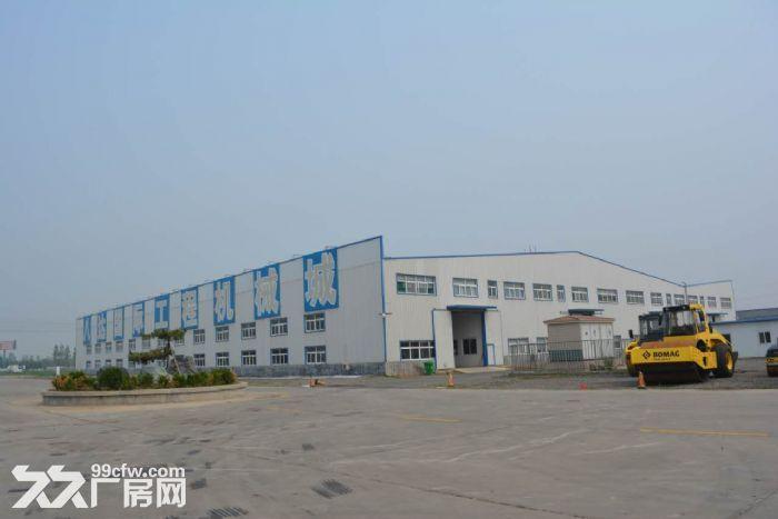 钢架构车间预定招租类型工程机械-图(2)