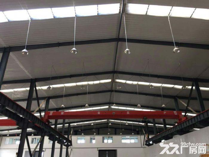 钢架构车间预定招租类型工程机械-图(3)