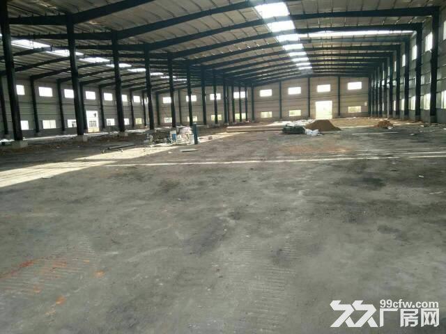 镇隆独院单层钢构厂房4000平方出租-图(2)