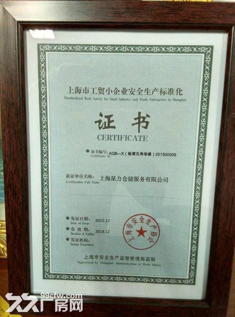 上海小仓库,零售业、批发业、日用百货类专用仓库出租-图(4)