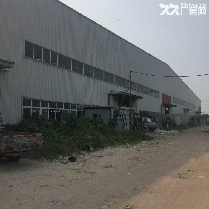 厂房(3万平米)及空地(六十亩)出租-图(2)