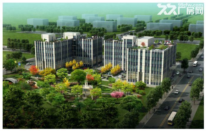 梅江园区5−15亩量身定制企业独栋厂办楼招商-图(1)