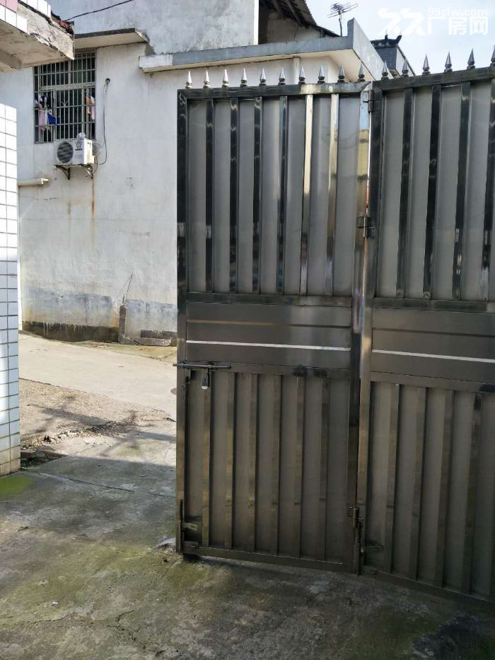 沙坪湘绣城标准钢架结构厂房-图(1)