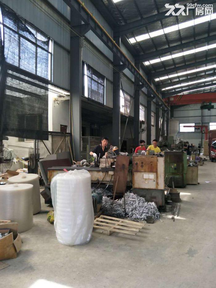 沙坪湘绣城标准钢架结构厂房-图(2)