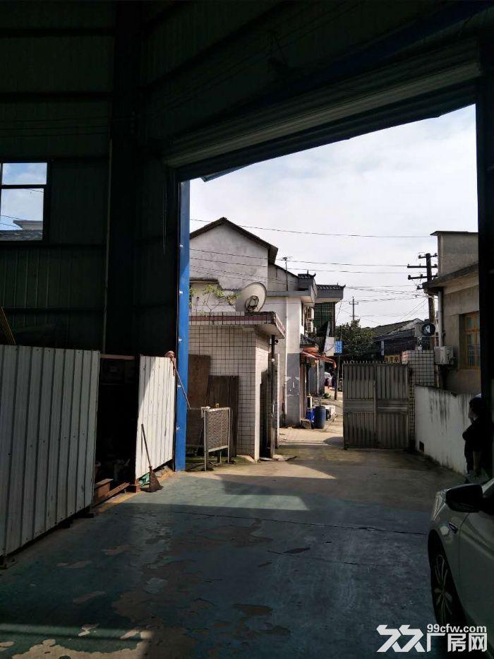 沙坪湘绣城标准钢架结构厂房-图(4)