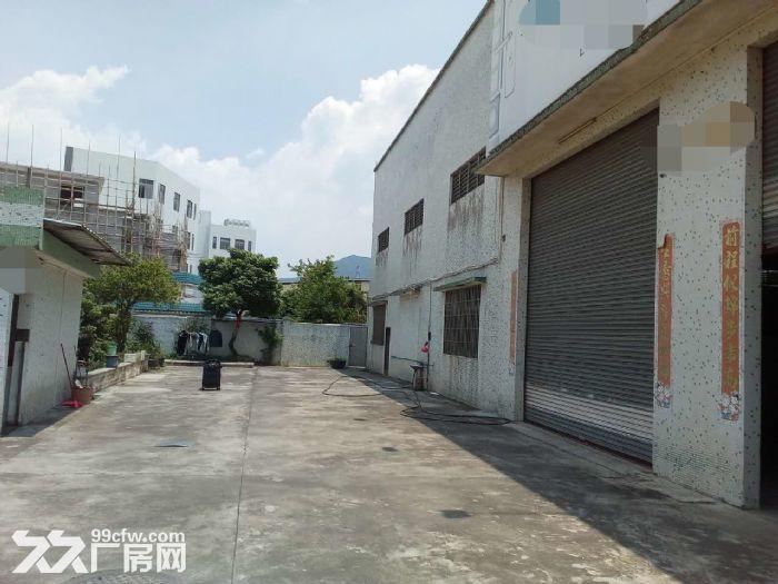 杜阮5000方铁皮厂房招租(可做小污染)-图(1)