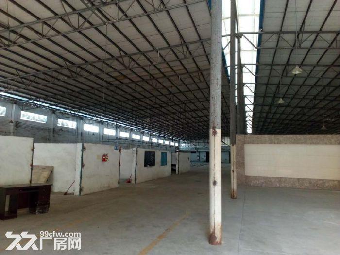杜阮5000方铁皮厂房招租(可做小污染)-图(2)