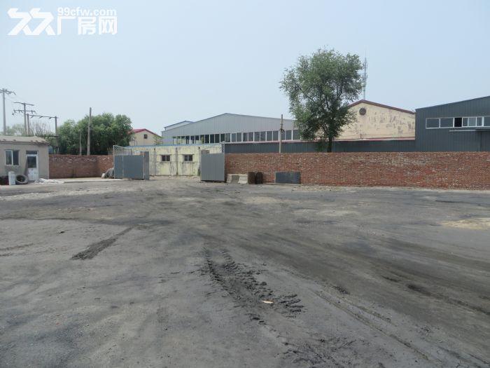 出租北辰区西堤头村个人土地,围墙车间-图(1)