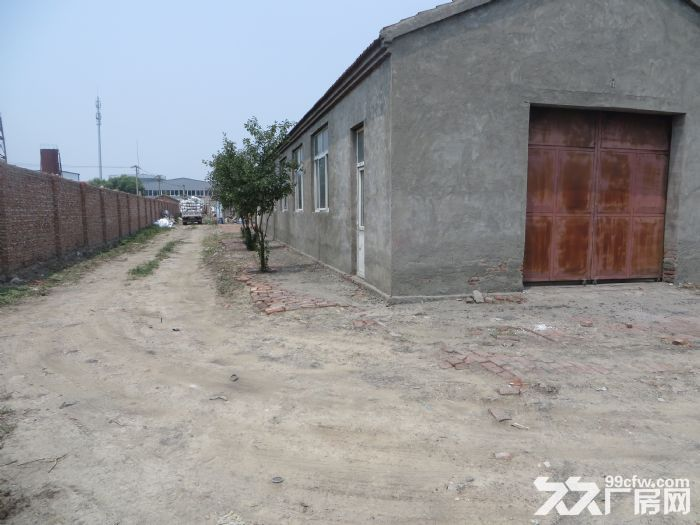 出租北辰区西堤头村个人土地,围墙车间-图(3)