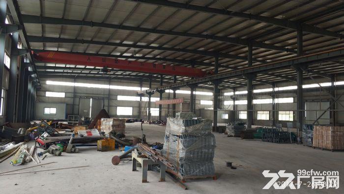 交通便捷标准钢结构厂房出租-图(2)