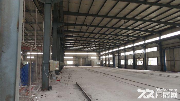 交通便捷标准钢结构厂房出租-图(3)