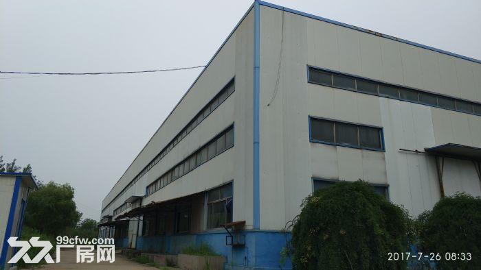 交通便捷标准钢结构厂房出租-图(4)