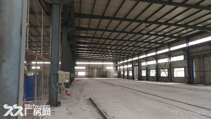 环境优美交通便捷标准钢构厂房出租-图(3)