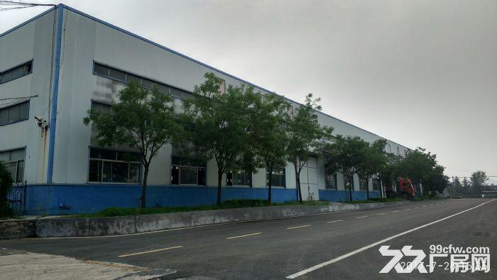 环境优美交通便捷标准钢构厂房出租-图(5)
