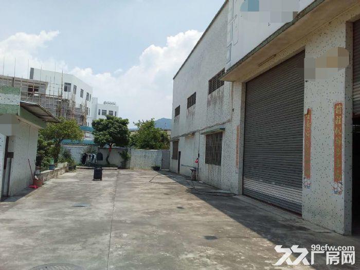 杜阮3000方单一层厂房招租(可做小污染)-图(1)