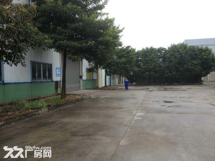 30000方标准混砖结构厂房,带宿舍办公-图(2)