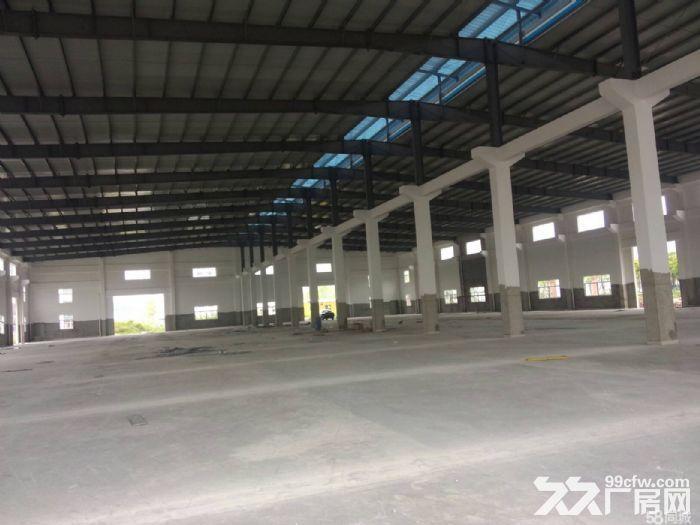 高明独岗工业区6400方标准厂房出租-图(1)