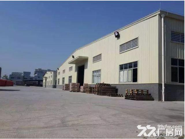 高明独岗工业区6400方标准厂房出租-图(2)
