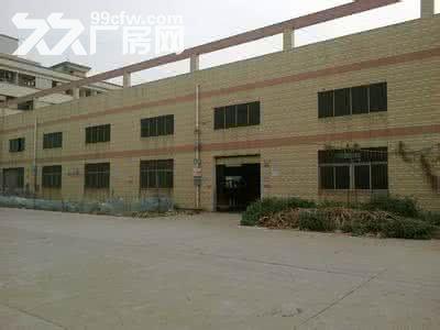 高明区沧江工业园7000平方米厂房仓库出租-图(1)