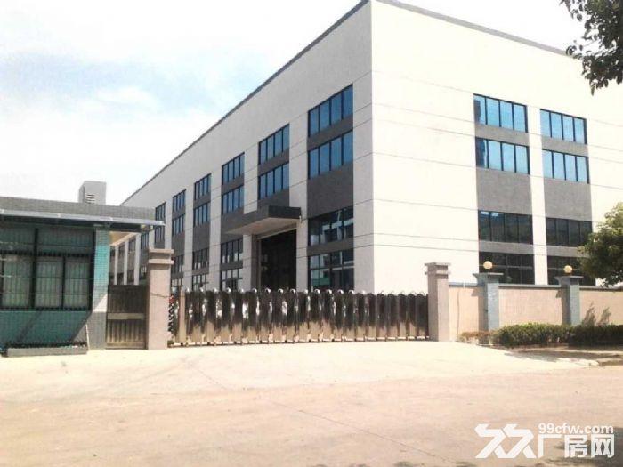高明各种规格的厂房出租(1000平方米起租)-图(3)