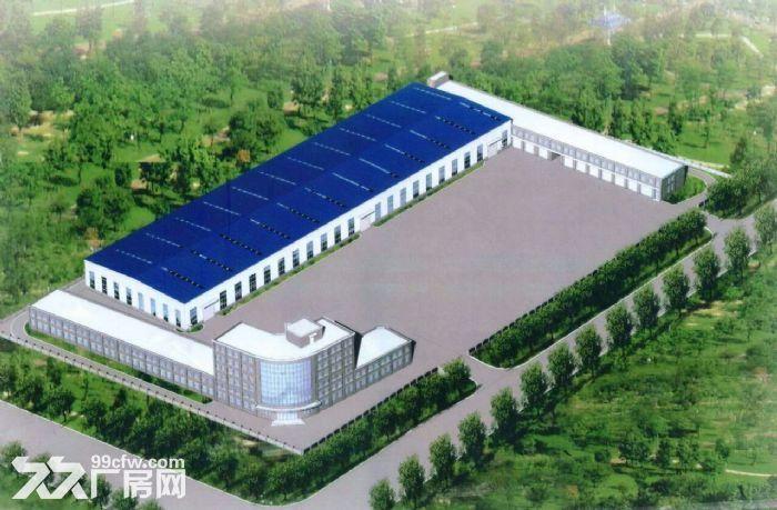 手续齐全的高标准厂房出租-图(2)