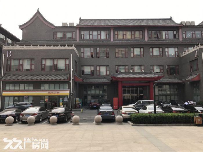 东四环尚8里文创园200平米招租紧邻四惠大厦-图(6)