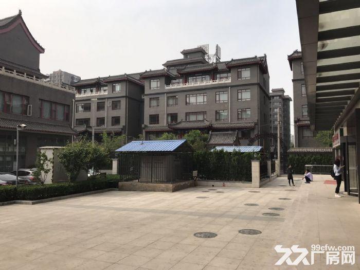 东四环尚8里文创园200平米招租紧邻四惠大厦-图(7)