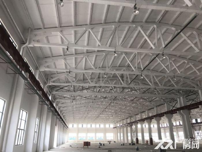 惠山中惠大道附近大型产业园7000㎡标准厂房出租-图(2)