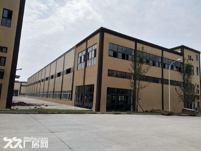 独立庭院展示生产与办公独栋单层厂房-图(1)