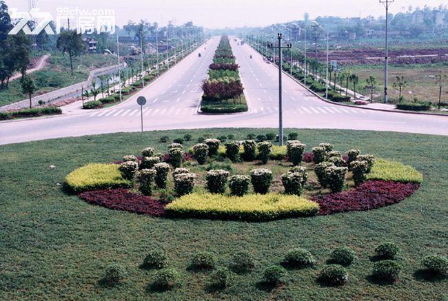 重庆二环高速出入口200米工业地整体出售-图(1)