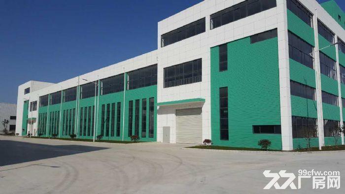 苏州新区独门独院13000平米标准厂房出租-图(1)