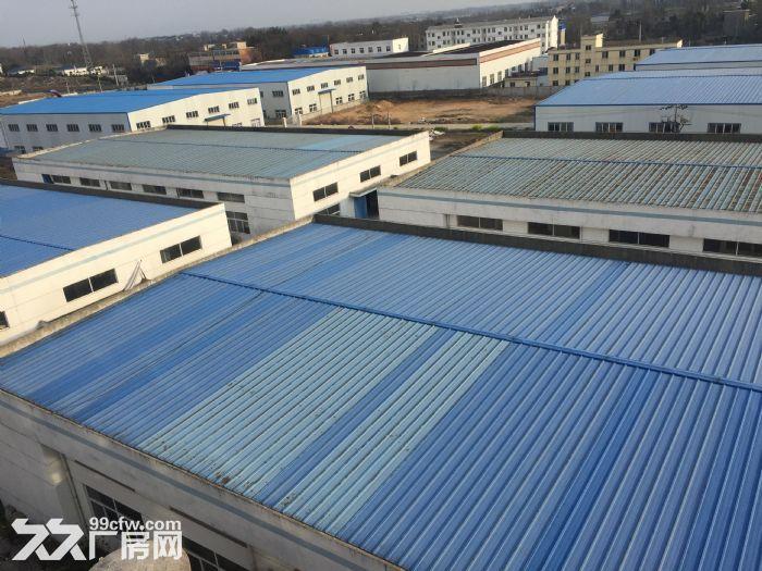 安徽枞阳现有两栋框架厂房出租-图(2)