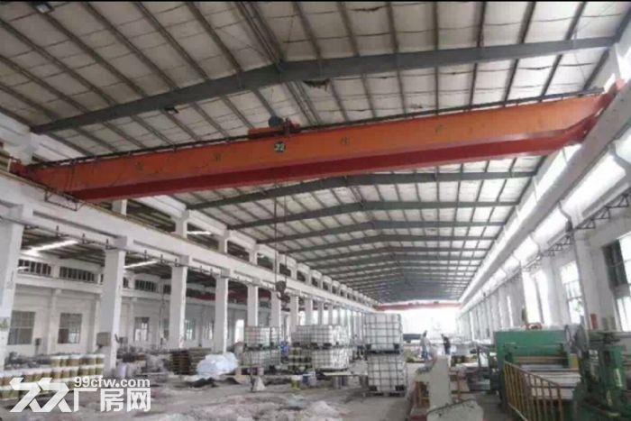 新沙5500方单一层厂房招租(有办公楼和行吊)-图(1)