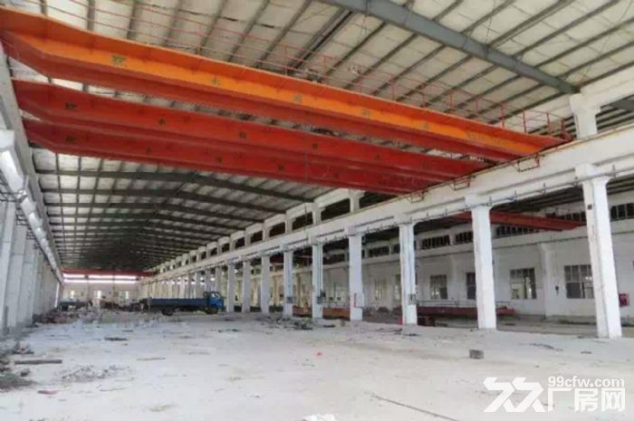 新沙5500方单一层厂房招租(有办公楼和行吊)-图(3)