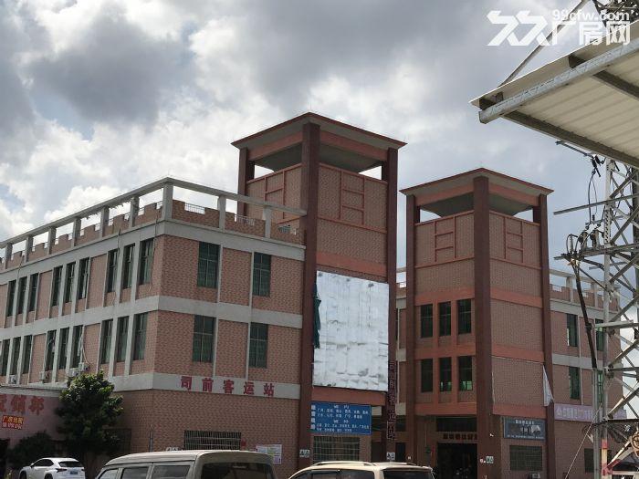司前镇2−3楼1200平X2消防水电证件齐全有电梯可仓库可办公-图(1)