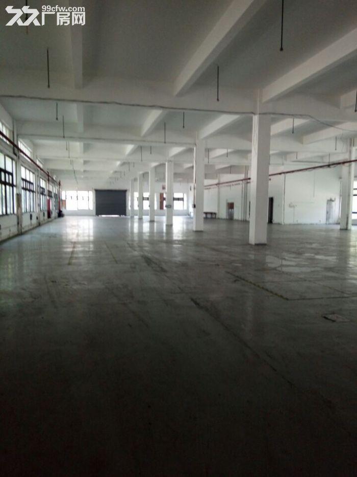 便宜出租重固二楼标准厂房-图(2)