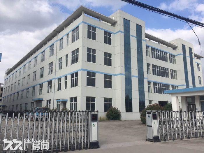 新区梅村10000平米三层独栋厂房整体出租-图(2)