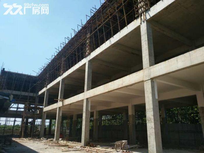 武进高新区3层全新厂房出租,可加小型行车-图(1)