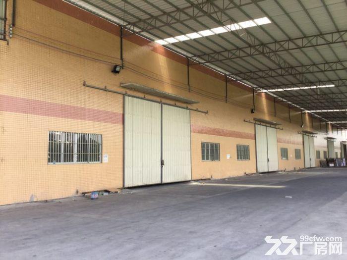 物流仓库出租、可入大车,80000平方厂房出租-图(1)