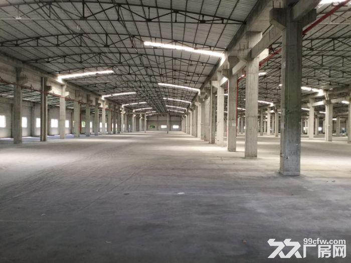 物流仓库出租、可入大车,80000平方厂房出租-图(2)