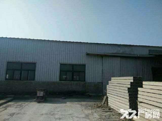 15亩工厂低价便宜出租出售标准化厂房,车间办公区空地齐全-图(1)