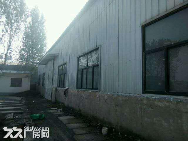 15亩工厂低价便宜出租出售标准化厂房,车间办公区空地齐全-图(2)