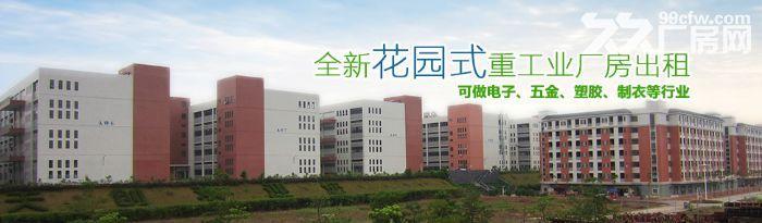 罗定市双东环保工业园电镀厂房出租-图(1)